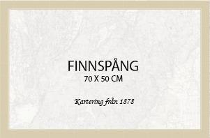 Finnspång- affisch