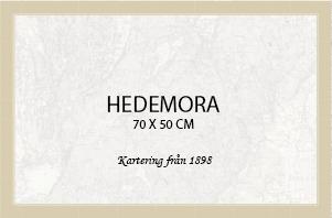 Hedemora - affisch