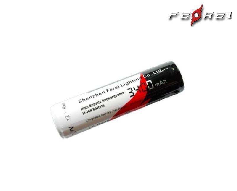 Ferei batteri modell B34 (passar alla våra lampor)