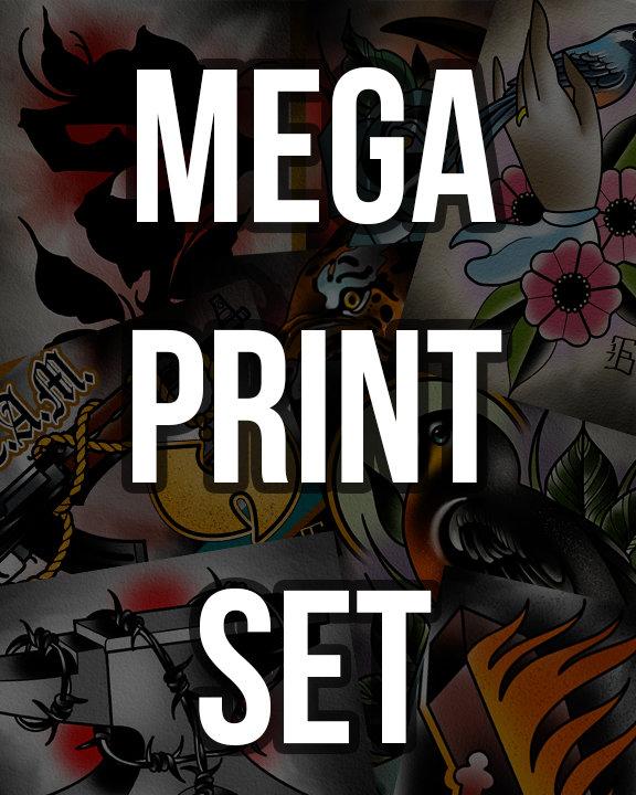 Mega Print Set