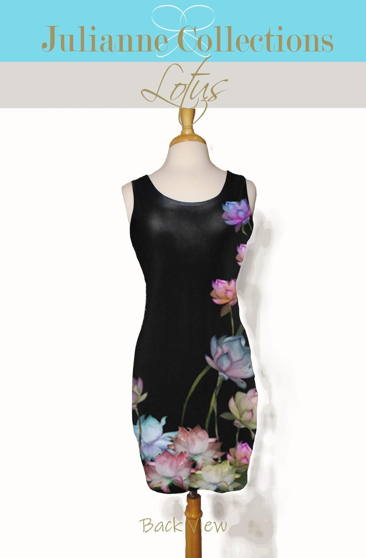 Lotus Tank Dress