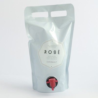 Rosé du Grappin #Bagnum Côtes-du-Rhône