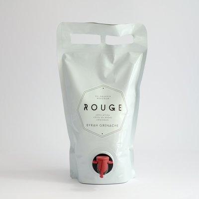 Rouge du Grappin #Bagnum Côtes-du-Rhône