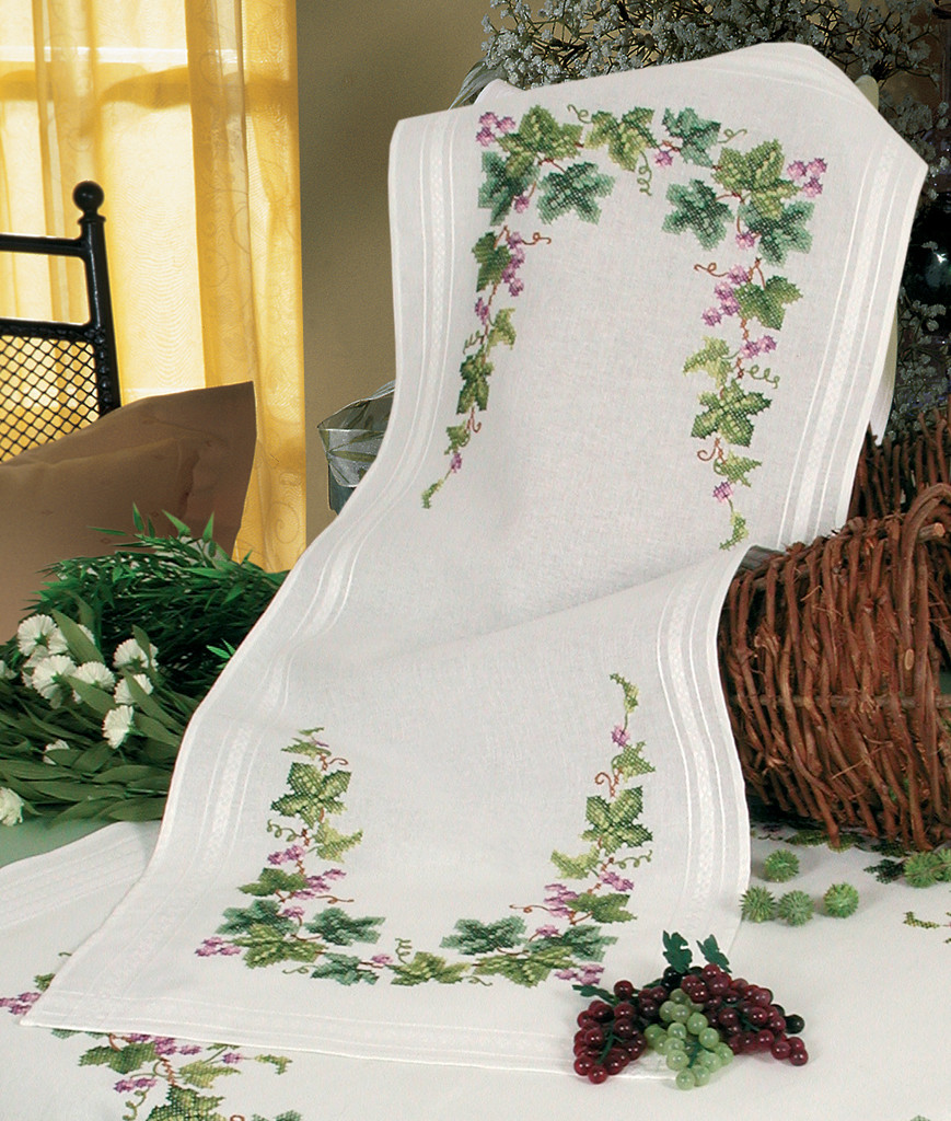 Table Runner Kit Flowers