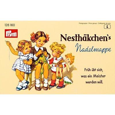 Needle assortment pack 'Nesthäkchen' and threader