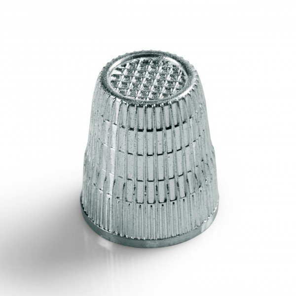 Thimble 14.0-18.0 mm silver