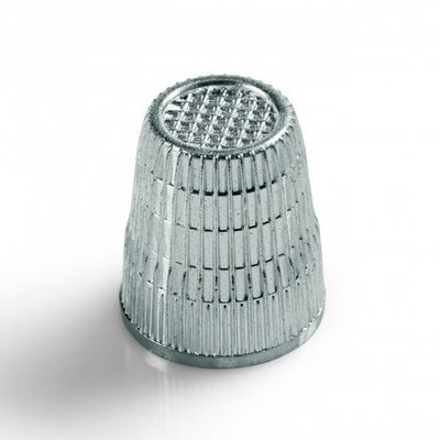 Thimble 14.0-18.0 mm silver