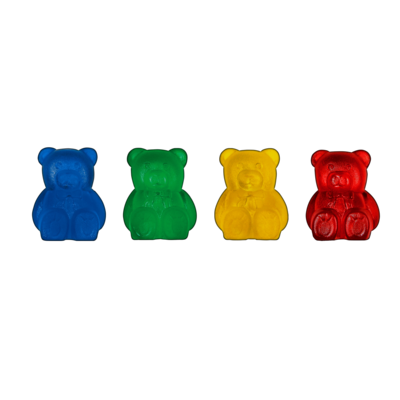 Stitch Holders with Bear Shapes