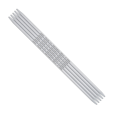 Double-pointed Needles, Aluminium