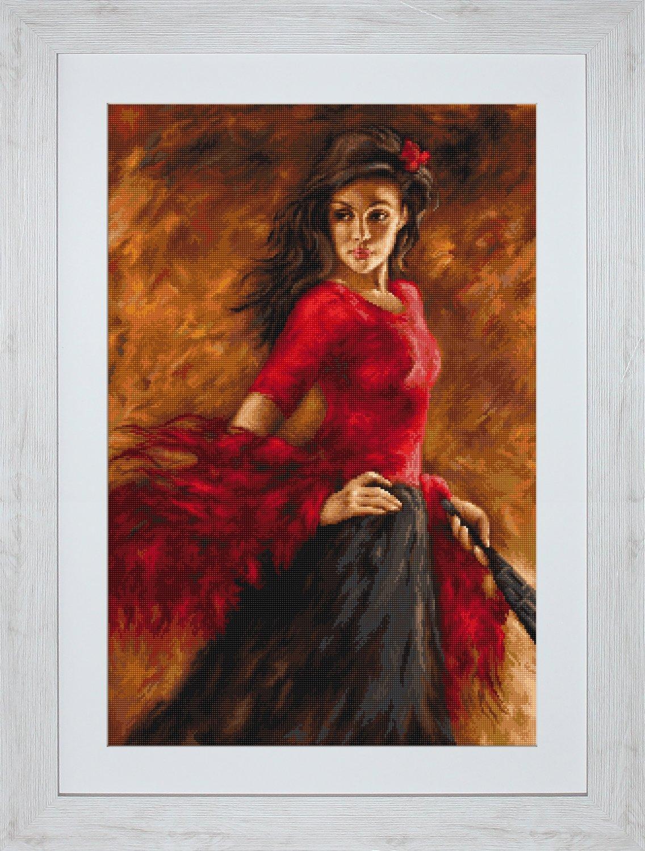 The fan dancer