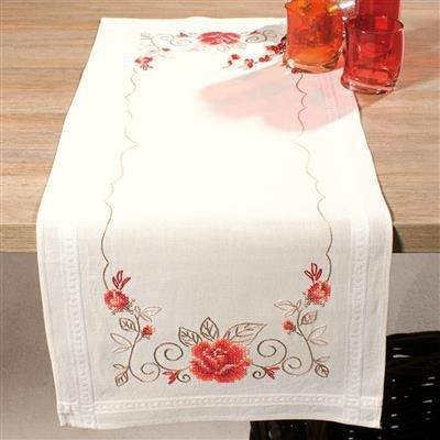 Table runner kit Elegant Roses