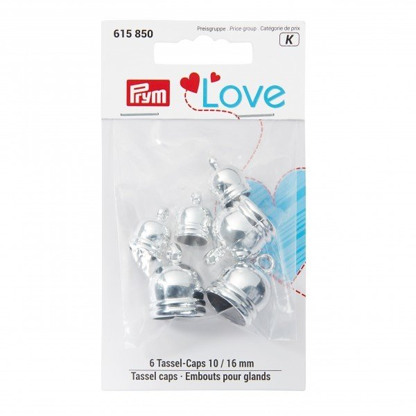 Tassel caps 10+16 mm Prym Love