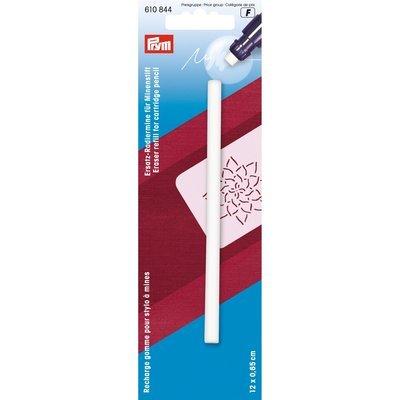 Eraser refill for cartridge pencil