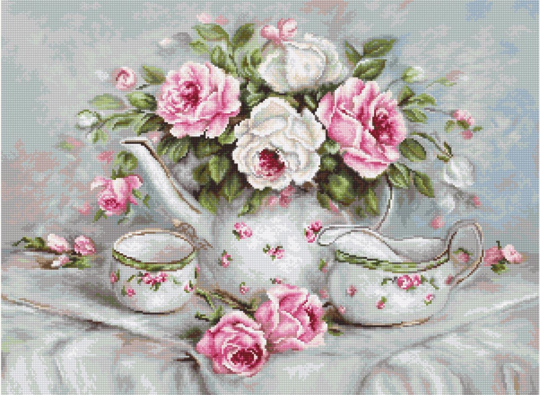 English Tea & Roses