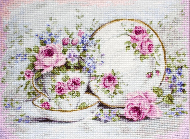 Trio & Blooms