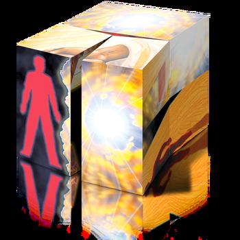Evangecube   eCube Classic   Fun & Portable Evangelism Cube 00048