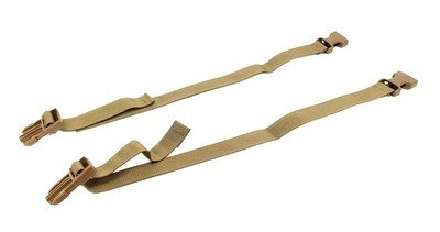 Extender Straps for Smaller Wheeled Bags Only