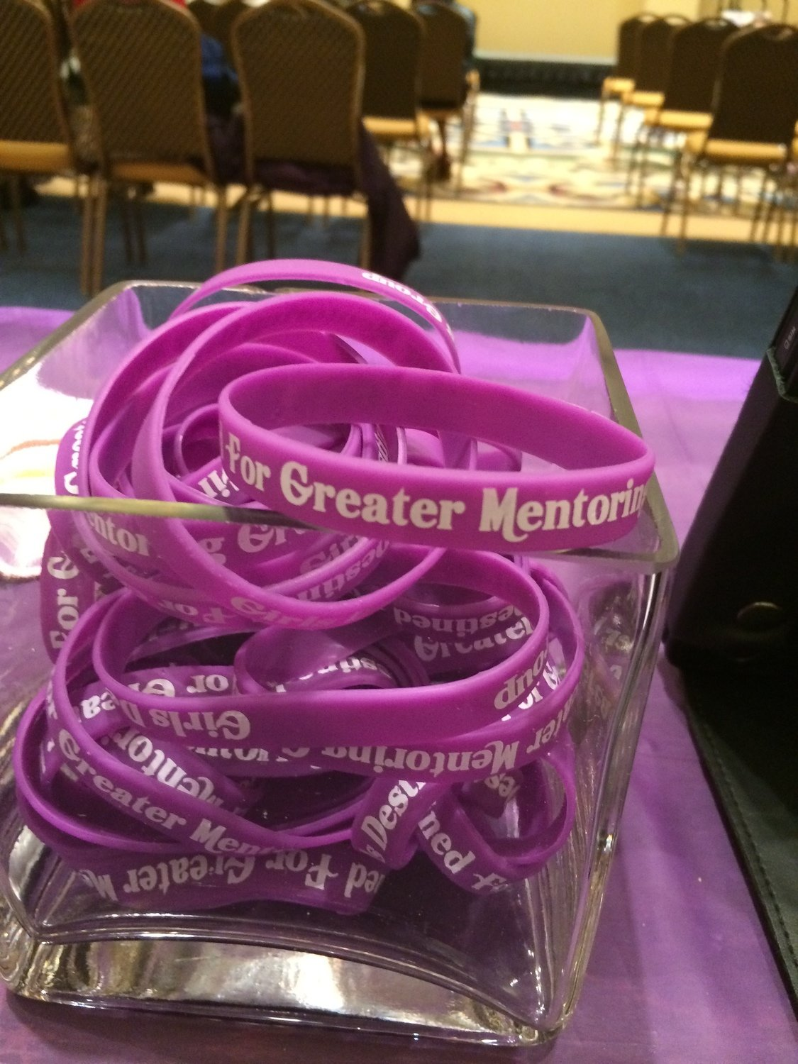 Girls Destined For Greater Wristband