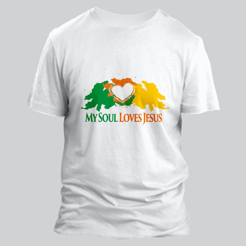 My Soul Loves Jesus - White