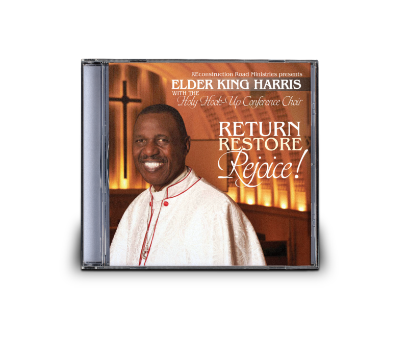 Elder King Harris & Holy Hookup Conference Choir -