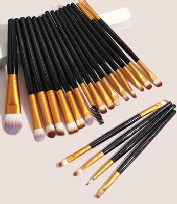 Golden Brush Set