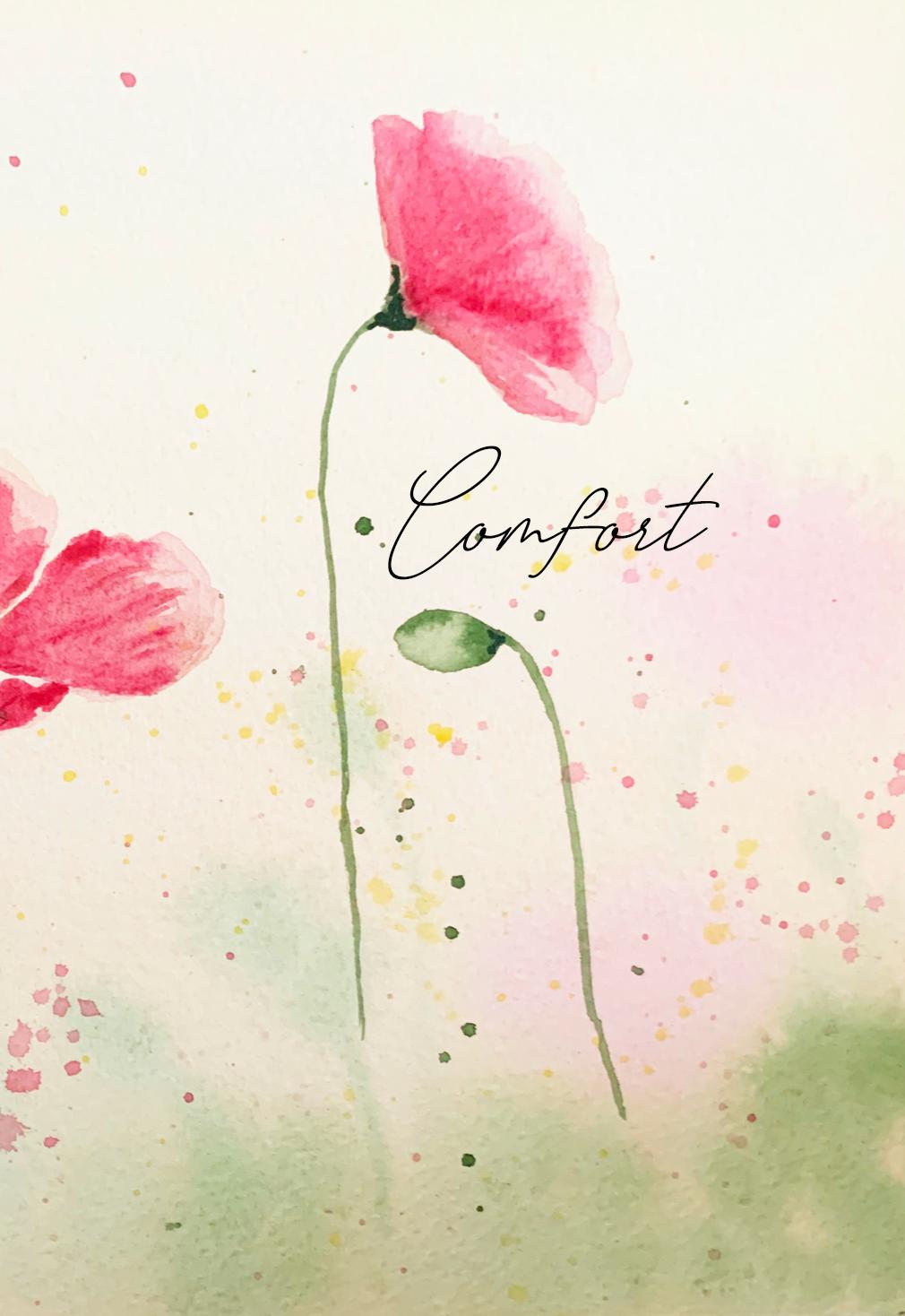 Comfort Booklet