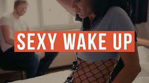 MAID WAKE-UP PRANK
