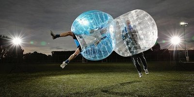 BUBBLE FOOTBALL with Unlimited Beer