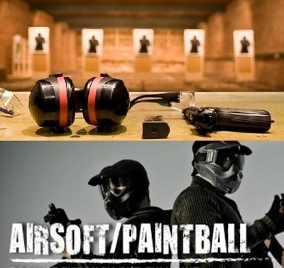 SHOOTING / PAINTBALL / AIRSOFT