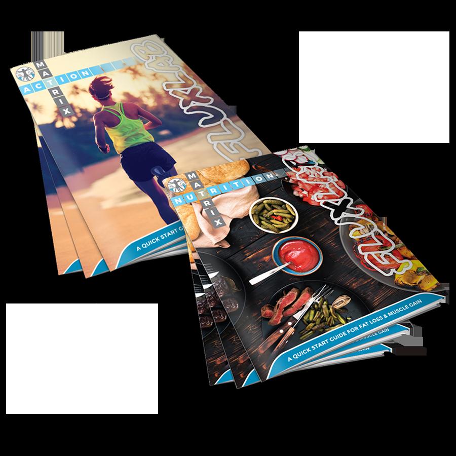 Fitness & Nutrition Matrix Bundle 003