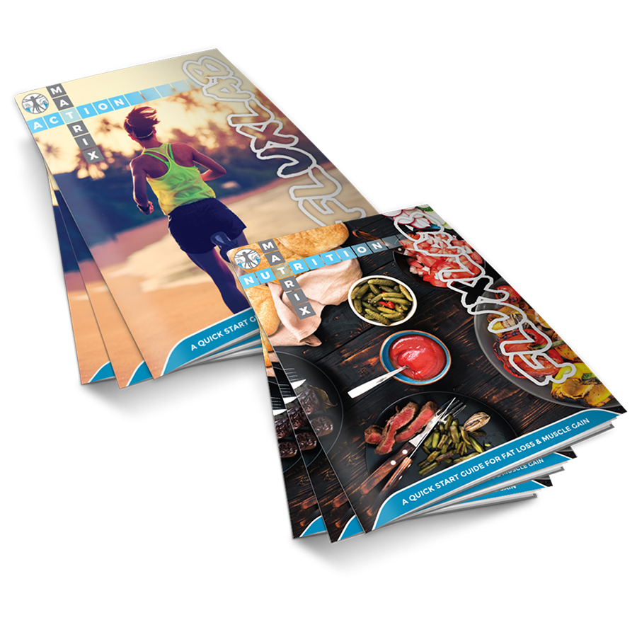 Fitness & Nutrition Matrix Bundle