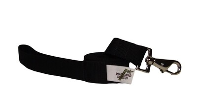 Eco Friendly Bamboo Double Layer Dog Leash - Midnight