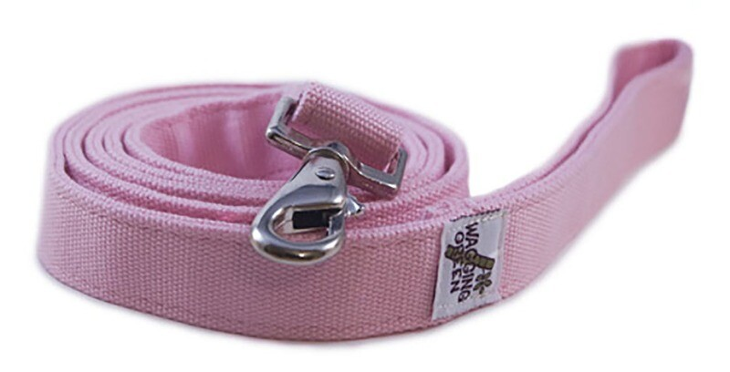 Eco Friendly Bamboo Double Layer Dog Leash - Seashell