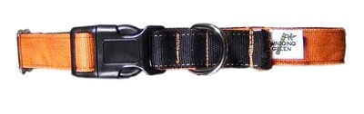 Eco Friendly Bamboo Eco Hip Series Dog Collar - Spooky