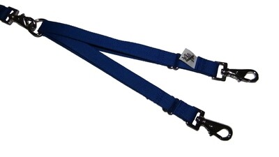 Eco Friendly Bamboo Tandem Leash Accessory - Twilight