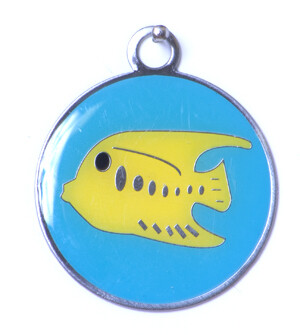Blank ID Tags for Dog Collars - Making Waves