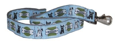 Eco Friendly Bamboo Saving The Earth Series Dog Leash - Rescue Dog