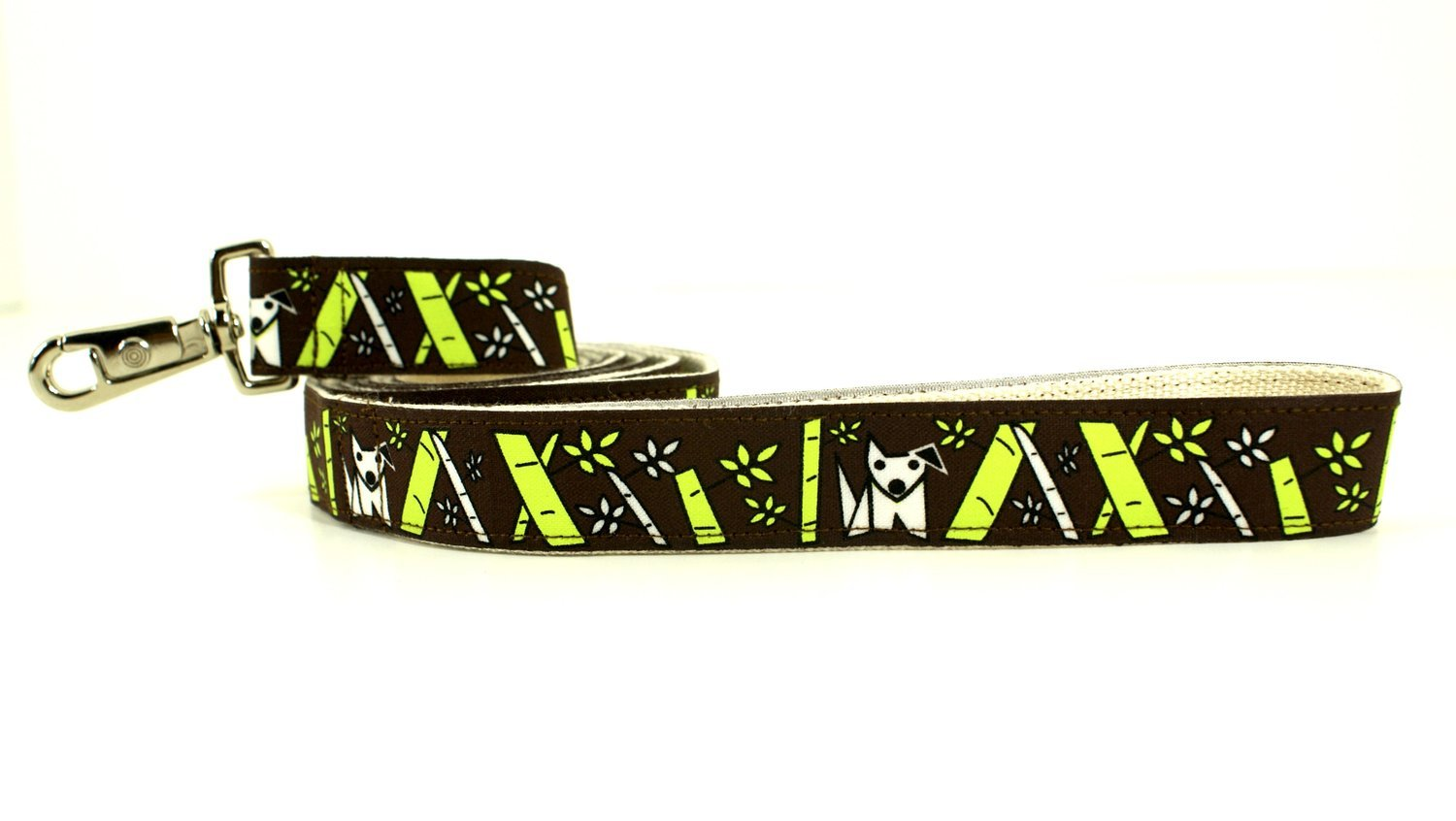 Eco Friendly Bamboo Saving The Earth Series Dog Leash - Bamboo Pooch