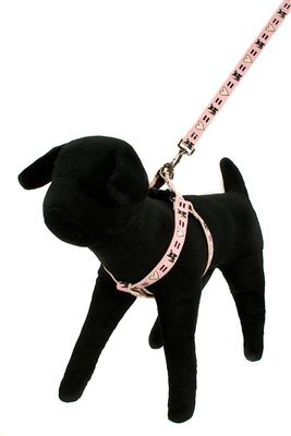Eco Friendly Bamboo Saving The Earth Series Dog Harness - Love Dog
