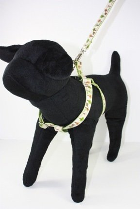 Eco Friendly Bamboo Saving The Earth Series Dog Harness - Eco Dog