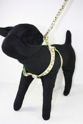 Eco Friendly Bamboo Saving The Earth Series Dog Harness - Eco Dog