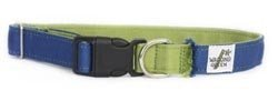 Eco Friendly Bamboo Eco Hip Series Dog Collar - Earth Elements (1