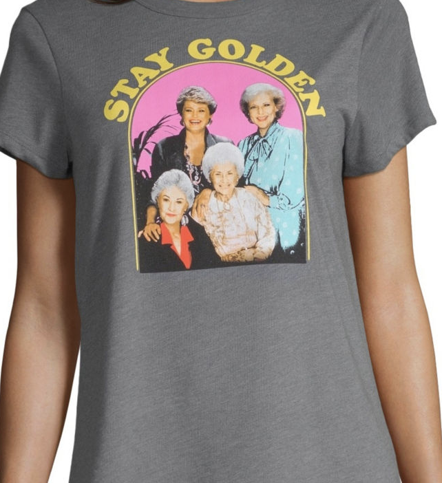 T-shirt: Golden Girls Tees (Various)