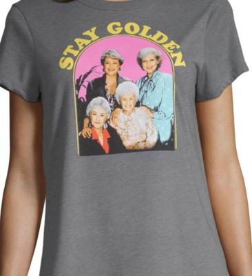 T-shirt: Golden Girls Tees (Various)