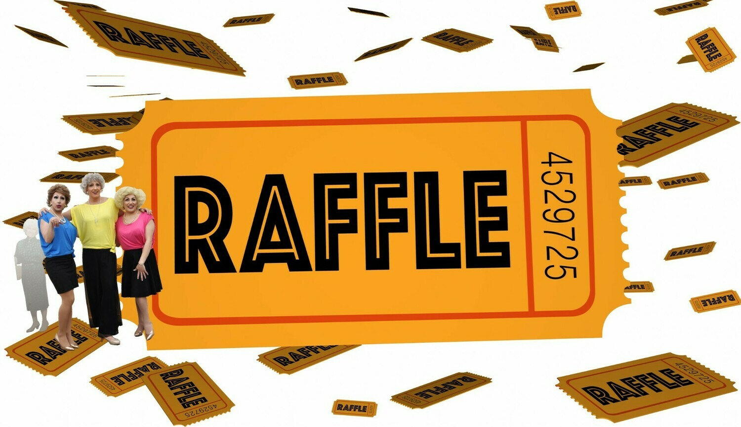 Raffle Ticket (Giving Tuesday 12/1) $5-$20