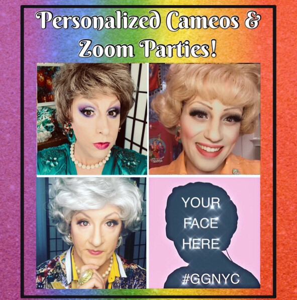 Experience - Virtual Zoom Party!