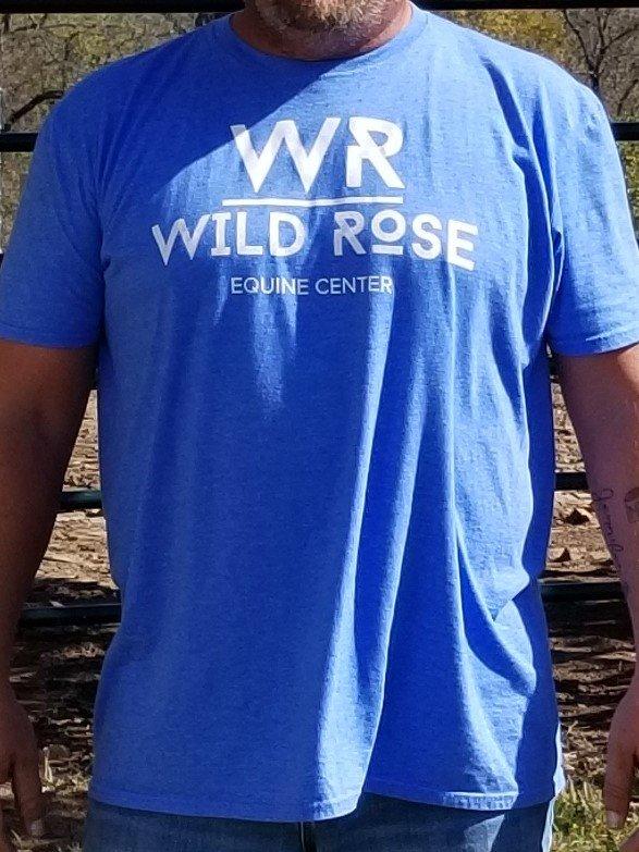 WR T-shirt Light Blue