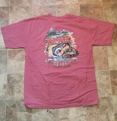 Nora's Fish Creek Inn short-sleeve Men's T-shirt