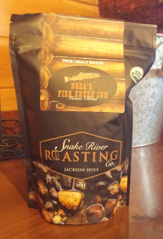 Nora's Fish Creek Inn Coffee Blend - Whole bean