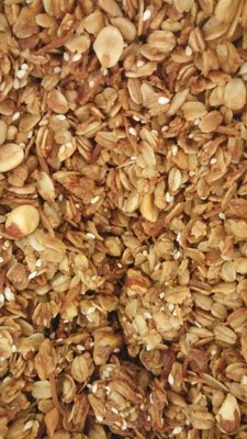 Nora's Homemade Granola - 1 lb bag